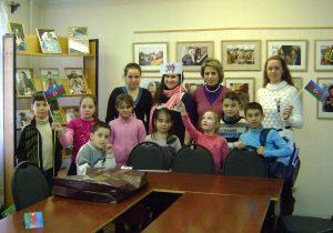 В Кирове открылась азербайджанская воскресная школа